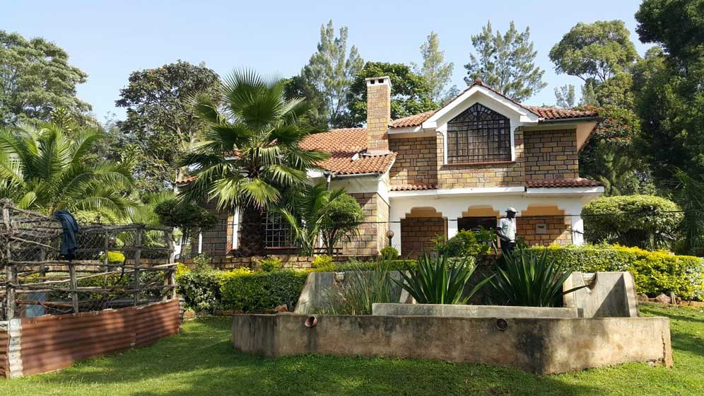 Maestro Architects Limited - House Kisii